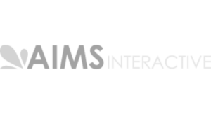 Front Commerce Agency Partner Logo Aims