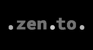 Front Commerce Agency Partner Logo Zento